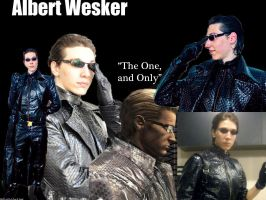 Albert Wesker Cosplay :: One and Only by IKevinXSer