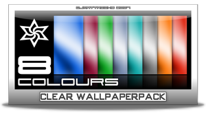 Clear Wallpaperpack by DJMattRicks