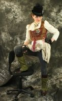 Steam punk 6 by magikstock
