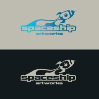 Spaceship Artworks Logo by seayo