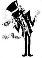 Mad Hatter by Tsumekuro