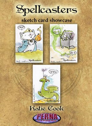 Katie Cook Showcase - Spellcasters