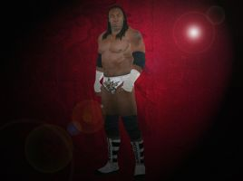 Booker T by AlexFly