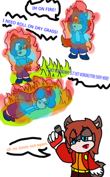 Fire Comic by sb-start-skyliner