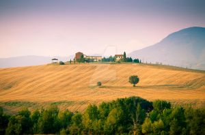 Tuscany by nmacheda