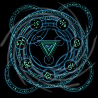Glyph of huricane by talentails