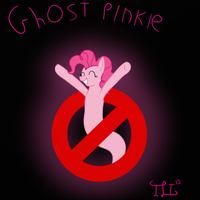 ghost pinkie by Lucandreus