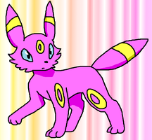 RQ .: Neon the Umbreon :. by TheShadowEevee255