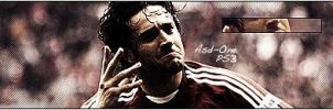 Luca Toni by NewYvev