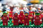 Ferrari Lego Crew by WillyEpp