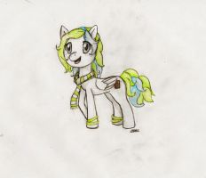 Tesla Breeze request by Lily-the-Cat11