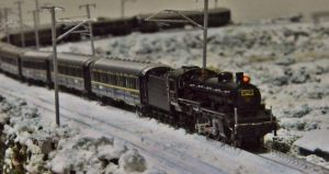 Pacific C53 hauled Orient Express by TFuruhashii