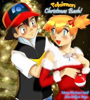 Pkmn Xmas Bash version Holly by HollyLu