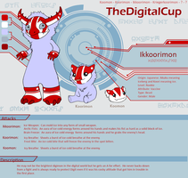Ikkoorimon Ref by Meeshi
