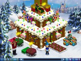VMK Gingerbread House by Faytale