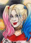 Suicide Squad Harley by AmyClark