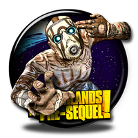 Borderlands The-Pre-Sequel by RaVVeNN