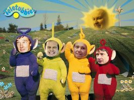 Teletubbies by PYdiyudie