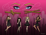 Pretty Little Liars: Control by alisagirard