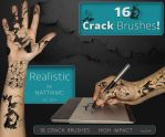 16 Crack Brushes MC 2014 by MattiaMc