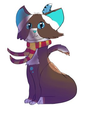 Jay by Squirrelshine
