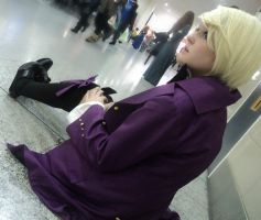 Alois Cosplay : Lost earl by Animenoheihokon