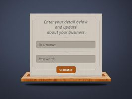 Stylish Login Box by faisal128
