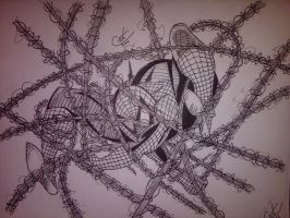 Bad Web Day Inked by DamCee