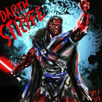 Darth Stryfe by AG88