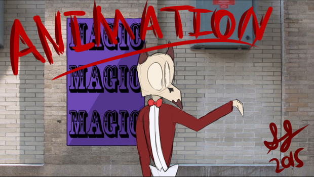 The Magician (Animation) by Foxtrot167