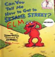Welcome to my nightmare ELMO by Criss-Angel-lover