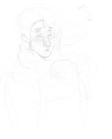 APH-hug W.I.P. by italypizza25
