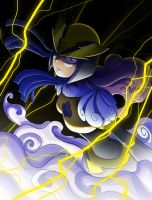 Chain Lightning by imbisibol