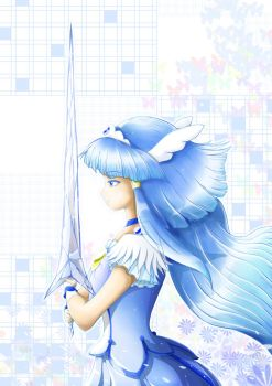 Smile Precure, Cure Beauty_2 by asobibe55