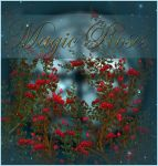 Magic Roses png by moonchild-ljilja
