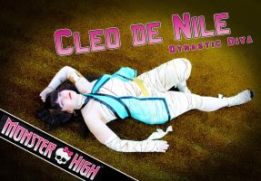 Cleo De Nile: Dynastic Diva by LadydragonQueen