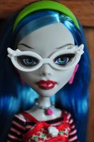 Ghoulia's First Portrait by Dai-an