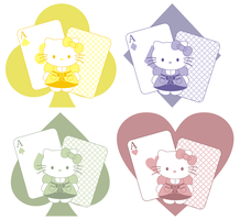 Hello Kitty Trumps by kirstenlouise