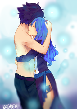 You and I'll be safe and sound by DaguerVM