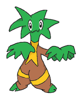Fakemon- Wiloweep by Casey333
