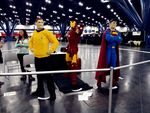 Comicpalooza 2013 - LEGO Men by Imperius-Rex