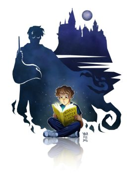 Harry Potter and the Cursed Child by FabYana92