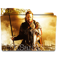 The Lord of The Rings 3 Icon by KSan23