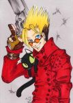 Vash badge by zirio