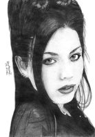 Amy Lee by BartekLauri