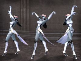 Lineage II - Dancing Bride by l2zerk