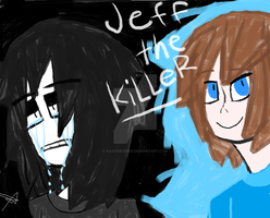 Jeff the killer by RacconJovis