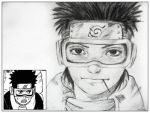 Obito by Ebony012