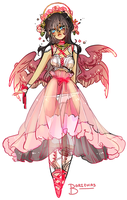 Design for sale: rose angel by Costly