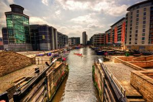 Dragon Boat Racing Leeds by GaryTaffinder